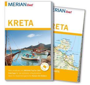 Merian live! Kreta - Reiseführer