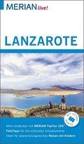 MERIAN live! Reiseführer Lanzarote
