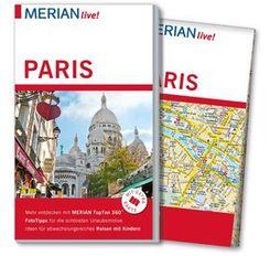 Merian live! Paris - Reiseführer