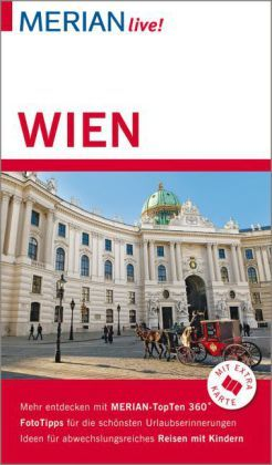 Merian live! Wien - Reiseführer
