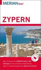 MERIAN live! Reiseführer Zypern
