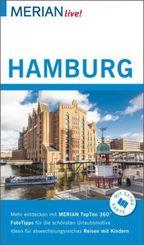 Merian live! Hamburg - Reiseführer