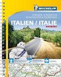 Michelin Straßen- und Reiseatlas Italien; Michelin Atlas routier & touristique Italie