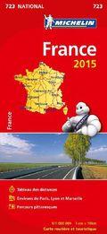 Michelin Karte France 2015