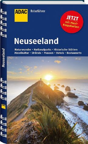 ADAC Reiseführer Neuseeland