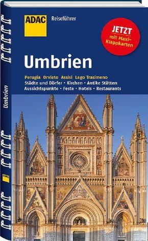 ADAC Reiseführer Umbrien
