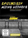 Spielweisen. Gespräche mit Schauspielern, 2 DVDs - Acting Methods. Conservations with actors
