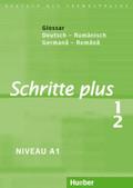 Schritte plus - Deutsch als Fremdsprache: Glossar Deutsch-Rumänisch