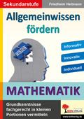 Allgemeinwissen fördern, Mathematik