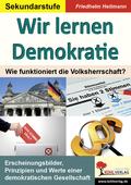 Wir lernen Demokratie