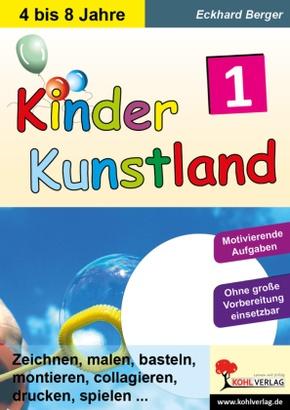 Kinderkunstland - Bd.1