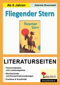 """Ursula Wölfel """"Fliegender Stern"""", Literaturseiten"""
