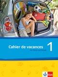 Découvertes - Série jaune / Série bleue: Cahier de vacances. Das Heft für Ferien und Freizeit; Bd.1