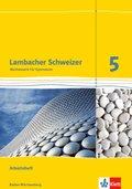 Lambacher-Schweizer, Ausgabe Baden-Württemberg ab 2014: 5. Schuljahr, Arbeitsheft