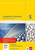 Lambacher-Schweizer, Ausgabe Baden-Württemberg ab 2014: 5. Schuljahr, Arbeitsheft mit CD-ROM