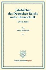 Jahrbücher des Deutschen Reichs unter Heinrich III.