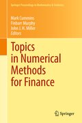 Topics in Numerical Methods for Finance