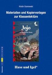 Materialien und Kopiervorlagen zur Klassenlektüre 'Jojo und das geklaute Handy'