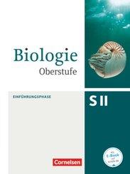 Biologie Oberstufe (3. Auflage) - Allgemeine Ausgabe - Einführungsphase NRW und Hessen