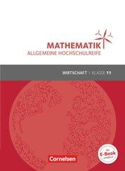 Mathematik - Allgemeine Hochschulreife - Wirtschaft - Klasse 11