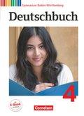 Deutschbuch, Gymnasium Baden-Württemberg, Neubearbeitung: 8. Schuljahr, Schülerbuch; Bd.4