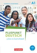 Pluspunkt Deutsch - Leben in Deutschland: Kursbuch mit Video-DVD (Gesamtband); Bd.A1