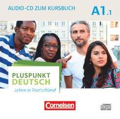 Pluspunkt Deutsch - Leben in Deutschland - Allgemeine Ausgabe - A1: Teilband 1 - Tl.1