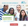 Pluspunkt Deutsch - Leben in Deutschland: Audio-CD zum Kursbuch; Bd.A1/2 - Tl.2