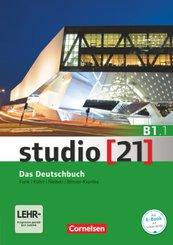 Studio [21] - Grundstufe - B1: Teilband 1 - Tl.1