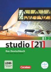 Studio [21] - Grundstufe - B1: Teilband 2 - Tl.2