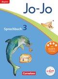 Jo-Jo Sprachbuch, Grundschule Bayern 2014: 3. Jahrgangsstufe, Schülerbuch