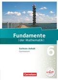 Fundamente der Mathematik, Gymnasium Sachsen-Anhalt: 6. Schuljahr, Schülerbuch