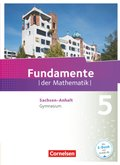 Fundamente der Mathematik, Gymnasium Sachsen-Anhalt: 5. Schuljahr, Schülerbuch