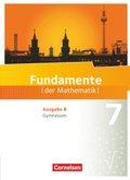 Fundamente der Mathematik, Ausgabe B: 7. Schuljahr, Schülerbuch