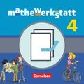mathewerkstatt - Mittlerer Schulabschluss Baden-Württemberg: Schülerbuch mit Materialblock; Bd.4