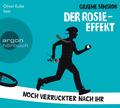Der Rosie-Effekt, 6 Audio-CDs