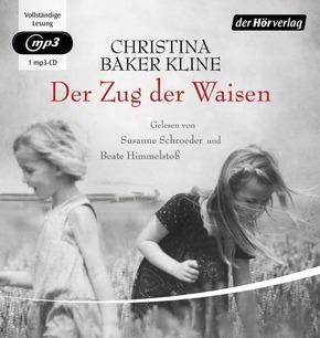 Der Zug der Waisen, 1 MP3-CD