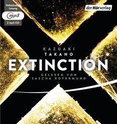 Extinction, 2 MP3-CDs