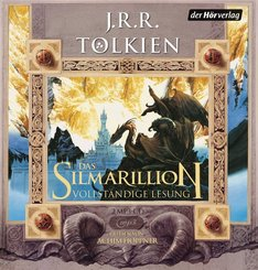 Das Silmarillion, 2 Audio-CD,
