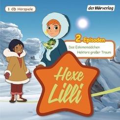 Hexe Lilli - Das Eskimomädchen & Hektors großer Traum, 1 Audio-CD