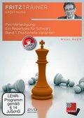 Pirc-Verteidigung: Ein Repertoire für Schwarz: Positionelle Varianten, DVD-ROM; Bd.1