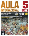Aula internacional, Nueva edición: Libro del alumno, m. Audio-CD (MP3); Bd.5