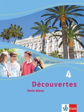 Découvertes - Série bleue: Découvertes 4. Série bleue