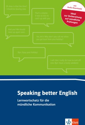 Speaking better English