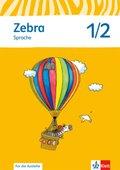 Zebra, Ausgabe ab 2011: 2. Schuljahr, Arbeitsheft Sprache (Für die Ausleihe)