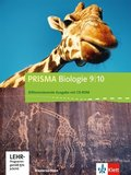 Prisma Biologie, Ausgabe Niedersachsen - Differenzierende Ausgabe: 9./10. Schuljahr, Schülerbuch mit CD-ROM