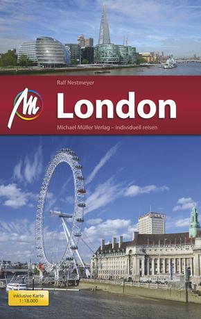 MM-City London, m. Karte