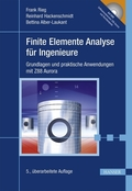Finite Elemente Analyse für Ingenieure, m. DVD-ROM
