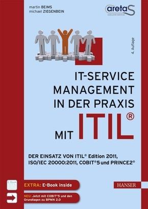 IT-Service-Management in der Praxis mit ITIL® (Ebook nicht enthalten)