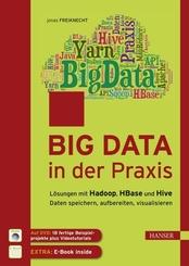 Big Data in der Praxis, m. DVD-ROM
